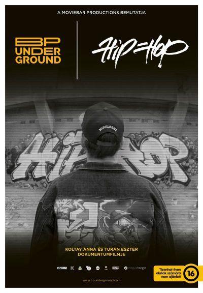 Budapest Underground - Hip-Hop – Plakát