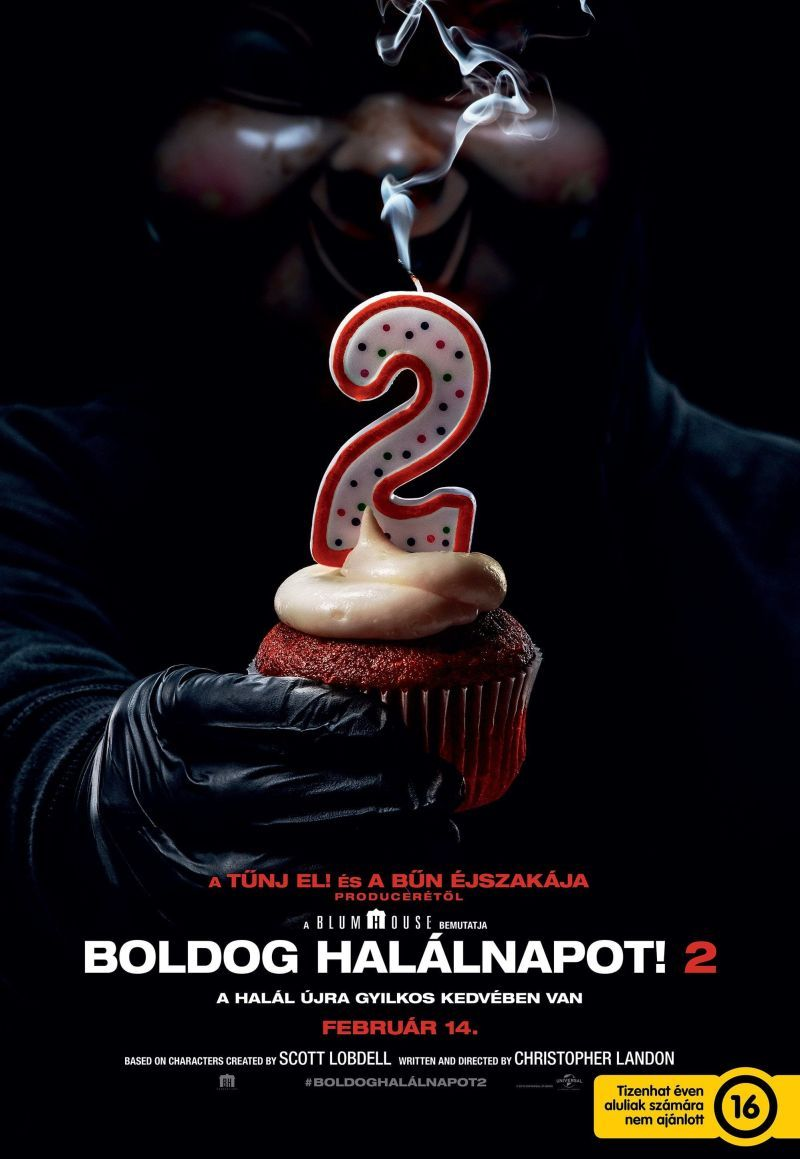 Nezheto-Filmek] Boldog halálnapot! 2 2019  (2019) HD Teljes Film (IndAvIdeo) Online Magyarul - magyarfilm.over-blog.com