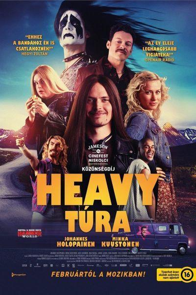 Heavy Túra – Plakát