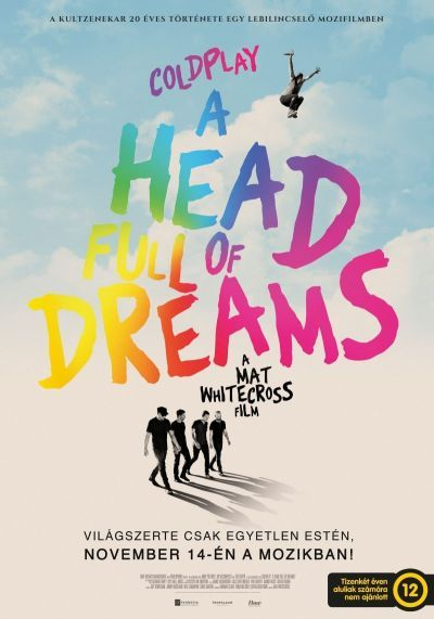 Coldplay: A Head Full Of Dreams – Plakát