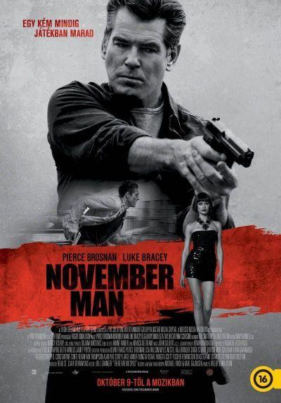 November Man – Plakát
