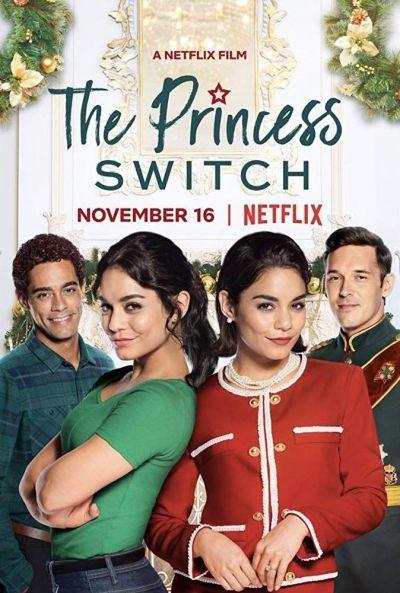 The Princess Switch – Plakát