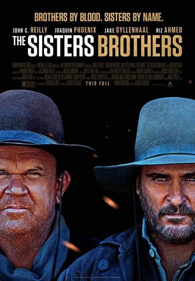 The Sisters Brothers – Plakát