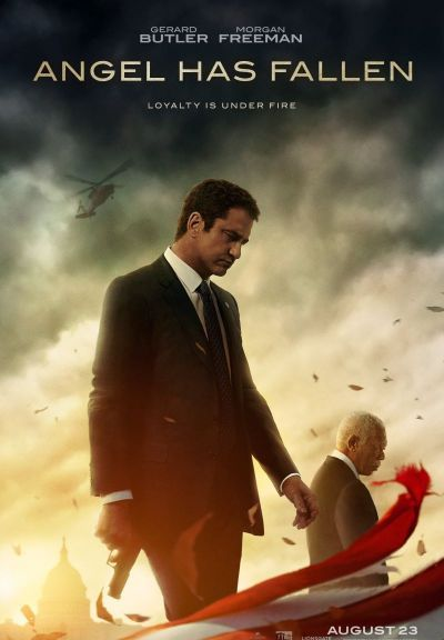 Angel Has Fallen – Plakát