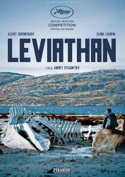 Leviatán – Plakát