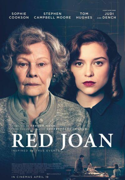 A vörös kémnő – Plakát