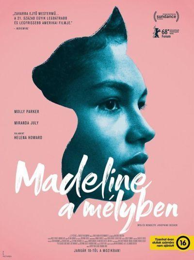 Madeline a mélyben – Plakát