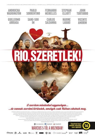 Rio, szeretlek! – Plakát