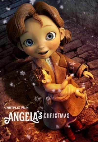 Angela's Christmas – Plakát