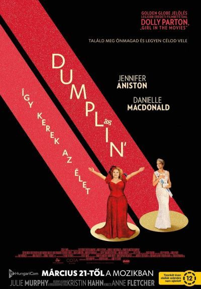 Dumplin' - Így kerek az élet – Plakát