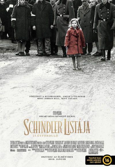 Schindler listája – Plakát