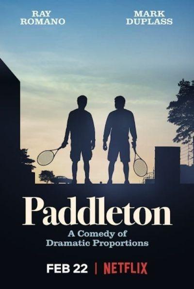 Paddleton – Plakát