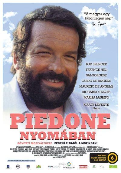 Piedone nyomában - Bővített moziváltozat – Plakát