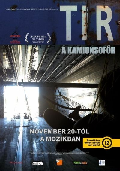 TIR - A kamionsofőr – Plakát