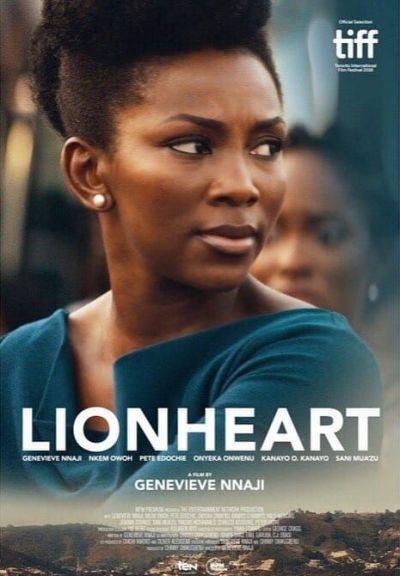 Lionheart – Plakát
