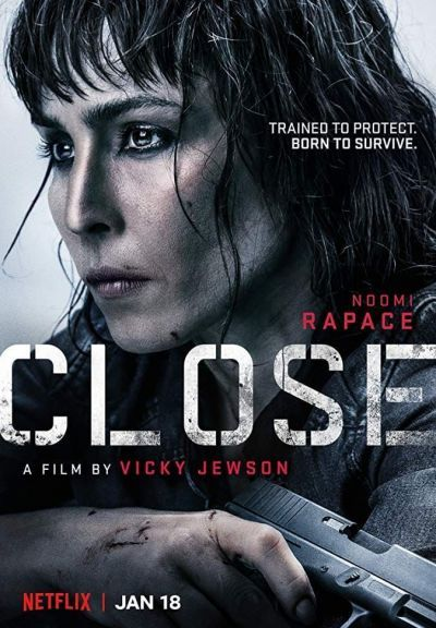Close – Plakát