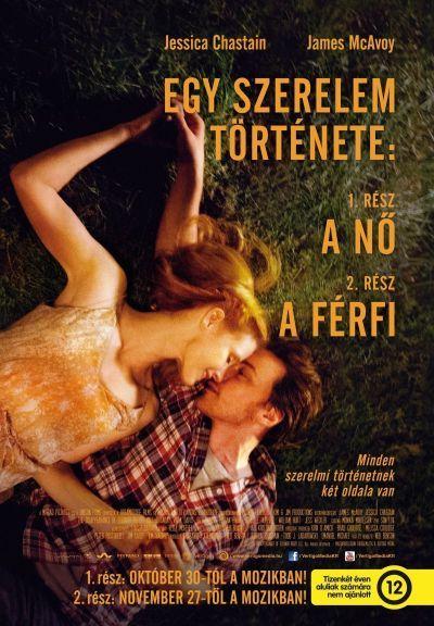 Egy szerelem története: a férfi – Plakát