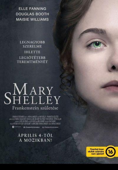 Mary Shelley – Frankenstein születése – Plakát