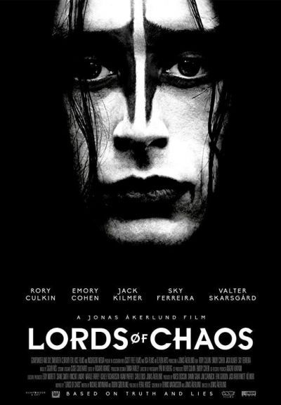 Lords of Chaos – A sötétség gyermekei – Plakát