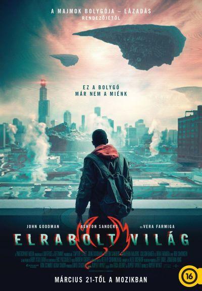 Elrabolt világ – Plakát