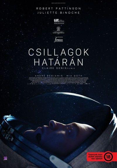 Csillagok határán – Plakát