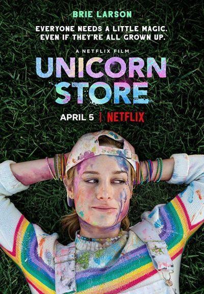 Unicorn Store – Plakát
