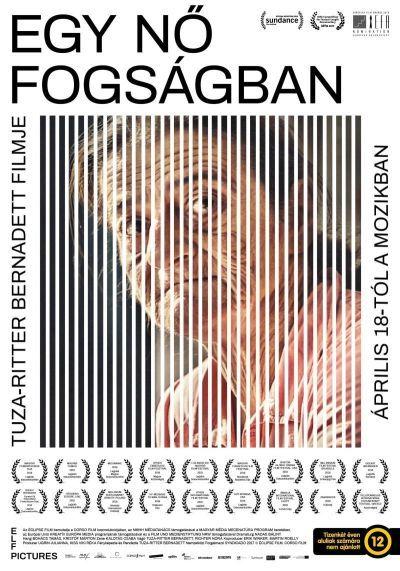 Egy nő fogságban – Plakát