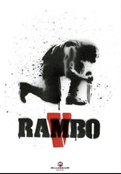 Rambo 5: Last Blood – Plakát