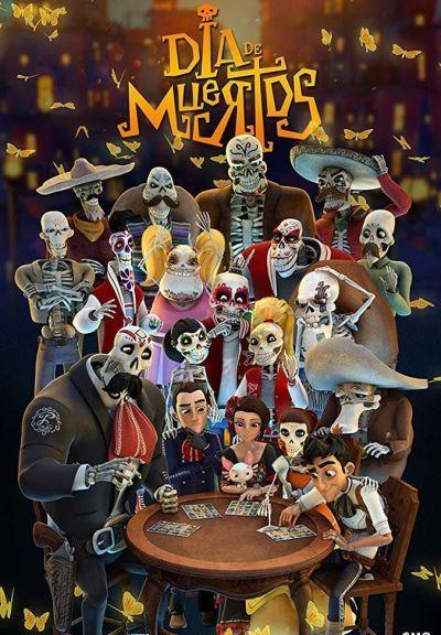Día de muertos - The Movie – Plakát