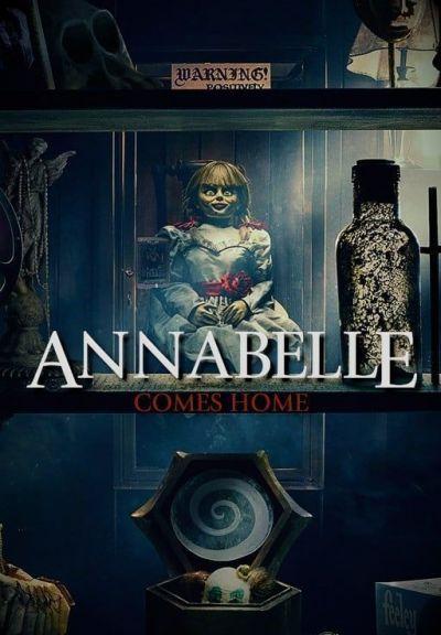 Annabelle Comes Home – Plakát