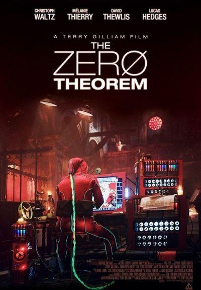 A zéró elmélet – Plakát
