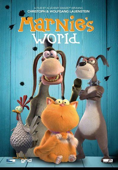 Marnie's World – Plakát