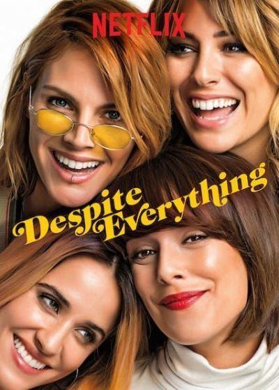Despite Everything – Plakát