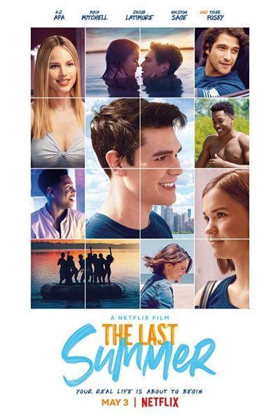 The Last Summer – Plakát