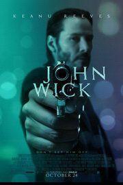 John Wick – Plakát