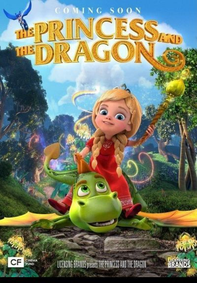 The Princess and the Dragon – Plakát