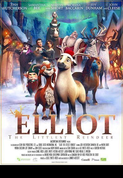 Elliot the Littlest Reindeer – Plakát