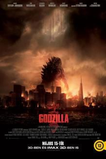 Godzilla – Plakát