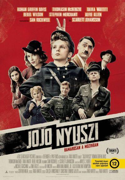 Jojo Nyuszi – Plakát