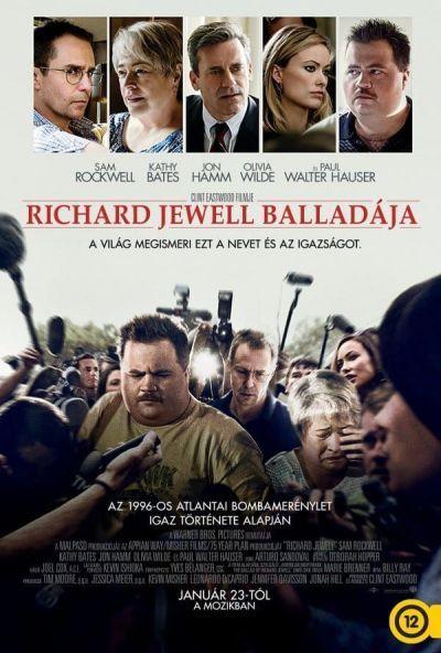 Richard Jewell balladája – Plakát