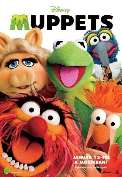 Muppets – Plakát