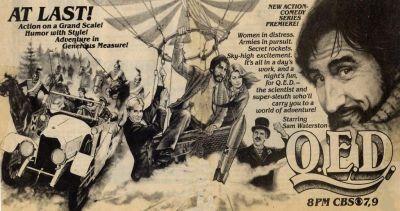 Q.E.D. – Plakát