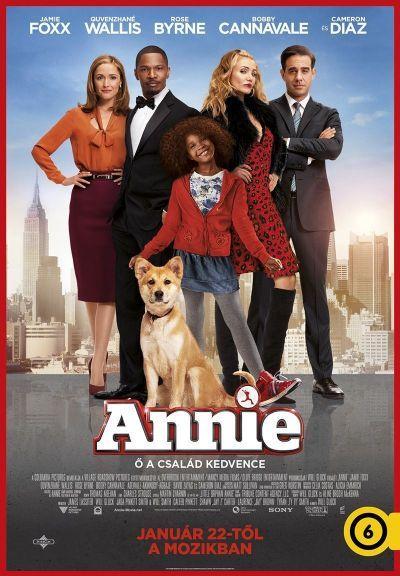 Annie – Plakát