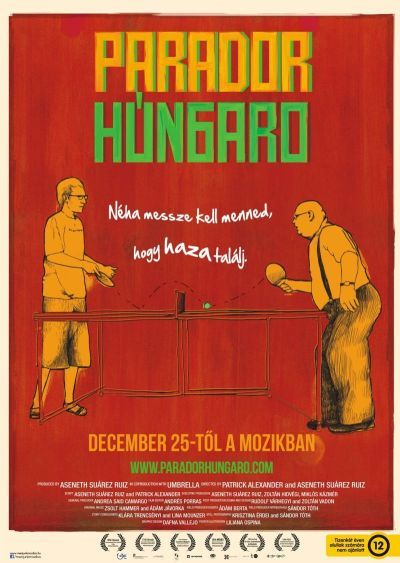 Parador Húngaro – Plakát