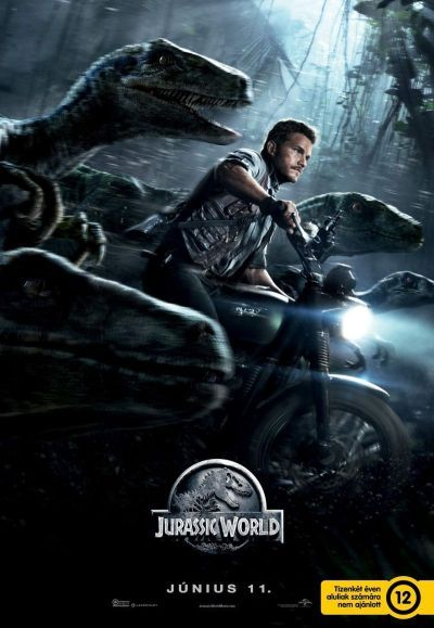 Jurassic World – Plakát