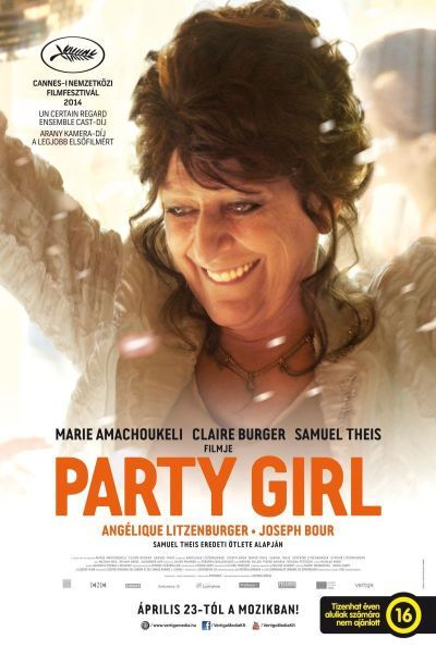 Party Girl – Plakát
