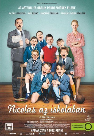 Nicolas az iskolában – Plakát