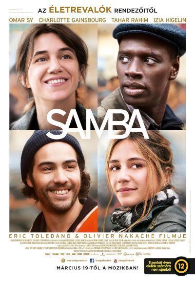 Samba – Plakát