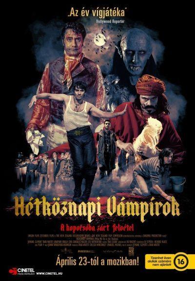 Hétköznapi vámpírok – Plakát