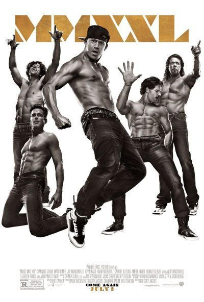 Magic Mike XXL – Plakát